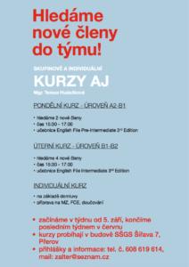 kurzy AJ 2016-17