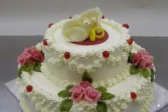 Dorty (klasické a svatební)