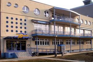Budova restaurace Bečva