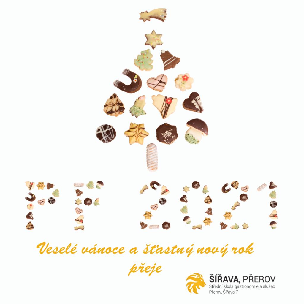 PF 2021 - Veselé vánoce a šťastný nový rok přeje Šířava
